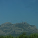 The mountain range at Montserrat