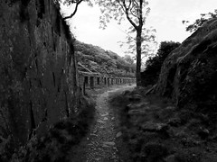 'Dinorwic #2' (Timster1973 - thanks for the 16 million views!) Tags: dinorwic wales welsh industrial industry blackwhite bw mono monochrome mirrorless canon canonm3 walkswithnon northwales blackandwhite canonmirrorless moody mood timster1973 timknifton