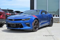 2018 Chevrolet Camaro SS (Gerald (Wayne) Prout) Tags: 2018chevroletcamaross 2018 chevrolet camaro ss timminsgarageinc riversidedrive mountjoytownship cityoftimmins northeasternontario ontario canada prout geraldwayneprout canon canonpowershotsx60hs powershot sx60 hs digital camera photographed photography gm generalmotors automobile car auto musclecar sportscar performance vehicle city timmins garage riverside drive mountjoy township northernontario northern northeastern