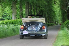 Volkswagen Kever 1303 Cabriolet 1973 (ZS-38-JZ) (MilanWH) Tags: migliadaventria volkswagen kever 1303 cabriolet 1973 convertible droptop zs38jz