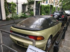 Toyota Sera (VAGDave) Tags: toyota sera 1990