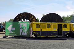 zu Fuß is´ schneller (RadarO´Reilly) Tags: maschinen machines museum industriemuseum industriekultur industrialheritage industrialmonument dortmund zechezollern