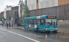 KE53 KBP, Arriva Dennis Dart 3086, Luton, 10th. June 2019. (Crewcastrian) Tags: luton buses transport arriva dennisdart plaxton pointer ke53kbp 3086