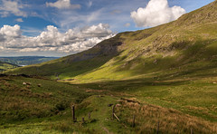 Kirkstone Pass (Ian Emerson (Thanks for all the comments and faves) Tags: kirkstonepass landscape lakedistrict ambleside windermere lake outdoor hiking uk england nationalpark canon canon6d 24105 light clouds thestruggle redscrees beautiful path drystonewall june2019