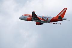 EasyJet(Venezia livery)  A320   OE-LKF (matousek1199) Tags: lkpr airliner pragueairport prague