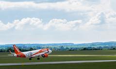 EasyJet   A320NEO   G-UZHB (matousek1199) Tags: lkpr airliner pragueairport prague a320neo rwy30