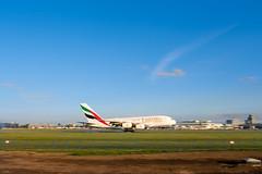Emirates   A380   A6-EUM (matousek1199) Tags: lkpr airliner pragueairport prague