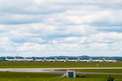 Grounded Max (matousek1199) Tags: lkpr airliner pragueairport prague
