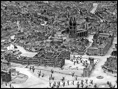 Hannover - 1945 (abudulla.saheem) Tags: germany deutschland lumix model wwii hannover panasonic 1945 modell niedersachsen lowersaxony zweiterweltkrieg dmctz31 abudullasaheem hanover