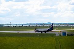 Aeroflot   B738   VP-BML (matousek1199) Tags: lkpr airliner pragueairport prague