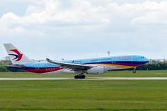 China Eastern(EastDay.com livery)   A332   B-5943 (matousek1199) Tags: lkpr airliner pragueairport prague