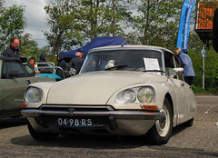 1971 Citroën D 20 Super (rvandermaar) Tags: 1971 citroën d 20 super ds dsuper citroënds citroends sidecode2 0498rs