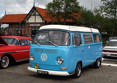 1971 Volkswagen Transporter 1600 (T2) (rvandermaar) Tags: 1971 volkswagen transporter 1600 vw t2 volkswagentransporter vwtransporter vwt2 volkswagent2 sidecode1 import am1219