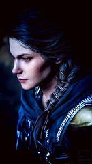 Blue (ilikedetectives) Tags: kassandra portrait assassinscreed assassinscreedodyssey acodyssey acphotomode gaming gamecaptures virtualphotography ubisoft ubisoftquebec game ingamephotography videogames photomode