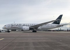 Ethiopian Airlines (Star Alliance Livery) Boeing 787-8-ATG (josh83680) Tags: