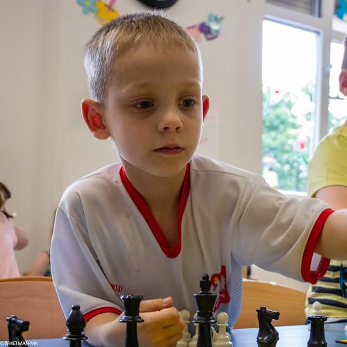 V Szachowe Mistrzostwa Przedszkola Abracadabra Podchorążych-23
