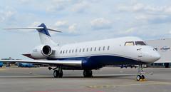 Global | N843GX | AMS | 20190602 (Wally.H) Tags: bombardier global express bd700 n843gx ams eham amsterdam schiphol airport