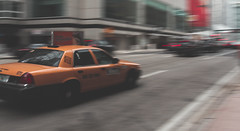 🚕 (_Hunter_) Tags: miami florida downtownmiami visitmiami visitflorida taxi panning pan moody city citystreets citylife urban street streets canon canon7d downtown southflorida
