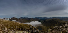 Great View at Great End (Bards' POV) Tags: christopherbardenphotography appicoftheweek sigma1750mm canon750d pano panorama panoramic worldheritagesite nationalpark sprinklingtarn seathwaite cumbrianmountains derwentwater borrowdale greatend thelakes thelakedistrict cumbria england greatbritain gb uk