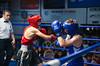 51113 - Hook (Diego Rosato) Tags: boxe boxing pugilato boxelatina nikon d700 tamron 2470mm rawtherapee ring match incontro hook gancio pugno punch