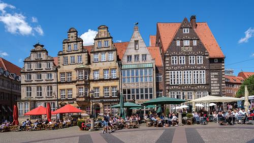 Bremer Marktplatz, Bremen, 20190609
