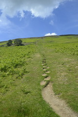 Giants footprints on Skiddaw (philept1) Tags: outdoors footpath countryside mountains lakedistrict lakes skiddaw cumbria steps giant