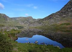 Llyn Ogwen (Treflyn) Tags: llyn ogwen morning light lovely through a5 pass snowdonia north wales