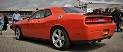 (Uno100) Tags: dodge charger hemi srt 8 61 orange super car sunday assen circuit vredestein 2019 muscle american