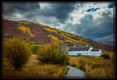 Park City Homestead (cwaynefox) Tags: aspen fall mcpolinfarm parkcity aspenfall fineart gallery landscape scenic