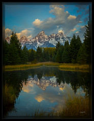 Teton Magic (cwaynefox) Tags: 74grand tetonlimited editionmaximum sizeusaunited states gallery landscape scenic wyoming