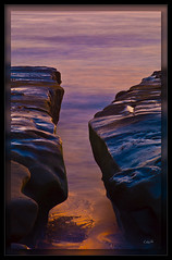 081006_LaJolla_Rock_v2.0_PD (cwaynefox) Tags: lajolla openedition southerncalifornia usa unitedstates beach california fineart gallery landscape mistywater ocean scenic waves