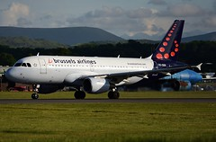 OO-SSX Brussels Airlines (Gerry Hill) Tags: