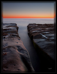 081006_LaJolla_Crevice_PD (cwaynefox) Tags: lajolla openedition southerncalifornia usa unitedstates beach california fineart gallery landscape mistywater ocean scenic waves