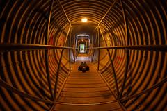 FDT #149 44-3 (EOS.5Dan) Tags: suisse genève grandlancy geneva schweiz switzerland facedown tuesday fdt 2019 passerelle passage tunnel barrière