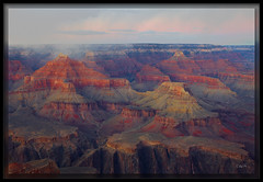 Grand Canyon Twilight (cwaynefox) Tags: arizona grandcanyon grandcanyonnationalpark openedition sevenwondersoftheworld southrim southwest usa unitedstates gallery