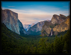 Tunnel View (cwaynefox) Tags: bridalveilsfall openedition usa unitedstates yosemitenationalpark california gallery landscape scenic tunnelview yosemite