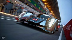 2011 Audi R18, LeMans (chumako@bellsouth.net) Tags: gaming photomode track cars racecar scapes gtsport polyphony ps4pro ps4 playstation audisport lemans r18 joest audi