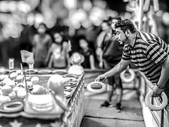 Playing (Kazyel) Tags: instagram ifttt carnival blackandwhite playing blancoynegro monochrome mexico play feria carnaval aguascalientes mobilephotography fotografíamovil iphoneography iphonex