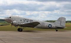 F-AZOX Douglas C-47B (R.K.C. Photography) Tags: fazox douglas dc3 dakota c47 chalairaviation french propliner aviation aircraft duxford daksoverduxford daksovernormandy dday75 iwm england unitedkingdom uk canoneos100d