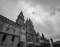 Santiago de Compostela (flo.niegel) Tags: santiagodecompostela spanien stadt jakobsweg pilgerziel wallfahrtsort geschichte kathedrale dom pilger spain city unescoworldheritagesite pilgrimage caminodesantiago wayofsaintjames historcial cathedral church holy saint nikon d810 nikkor nikkor160350mmf40 pilgrim