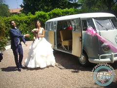 Al ricevimento (partyinfurgone) Tags: vw vintage volkswagen photobooth milano hippie piacenza matrimonio limousine t1 nozze epoca sposi storico furgone affitto noleggio pulmino addiocelibato addionubilato wedding