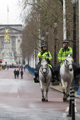 Mounted Met Police Officers in London (Ian Press Photography) Tags: mounted met police officers london horse horses 999 emergency service services metropolitan officer mall buckingham palace