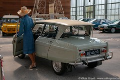CitroMobile 2019 (Okke Groot - in tekst en beeld) Tags: citroënami6berline citromobile dz6590 vijfhuizen nederland