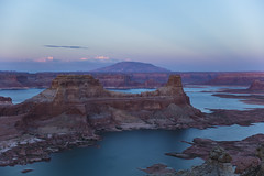 Gunsight Butte (CraDorPhoto) Tags: canon5dsr landscape lake water butte valley mountains nature outside outdoors utah usa lakepowell alstrompoint