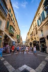 Republic Street, Valletta (james.createmedia) Tags: valletta malta sony wide city 1635mm alpha