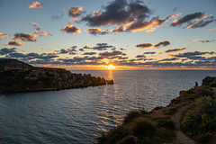 Golden Bay, Malta (james.createmedia) Tags: malta goldenbay sunset sun summer wow