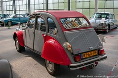 CitroMobile 2019 (Okke Groot - in tekst en beeld) Tags: ry60ph citromobile citroën2cv6club sidecode4 vijfhuizen nederland