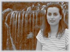 DSCF6001 (Diego Rosato) Tags: arianna cascata fall parco park caserta giardino garden reggia realm royal palace fuji x30 rawtherapee gimp vintage ritratto portrait