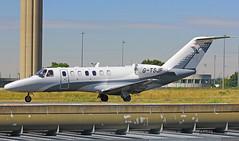 Cessna C 525B Citation Jet 3 n° 525B-0231 ~ G-TSJF (Aero.passion DBC-1) Tags: spotting cdg 2013 airport airlines airliner roissy dbc1 david biscove aeropassion avion aircraft aviation plane cessna c525 citation jet 3 ~ gtsjf