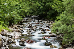 CAMPING LE GIVE D'ASPE 001 (MAVARAS) Tags: mavaras naturaleza rio colores
